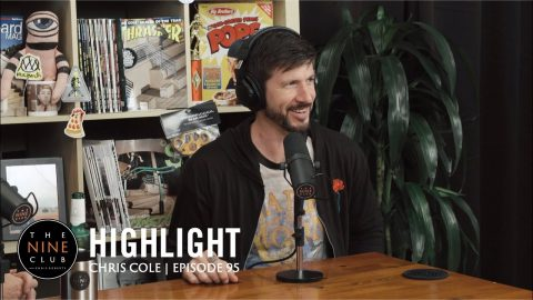 "Did Chris Cole Ask Jamie Thomas ""Permission To Rip Sir?"" 