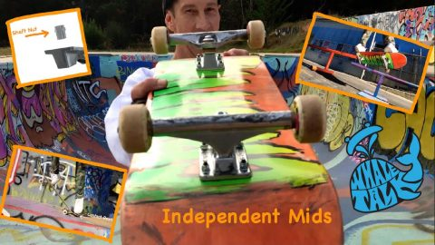 Did he say Shaft Nut? - Independent Mids - Whale Talk | NHS Fun Factory
