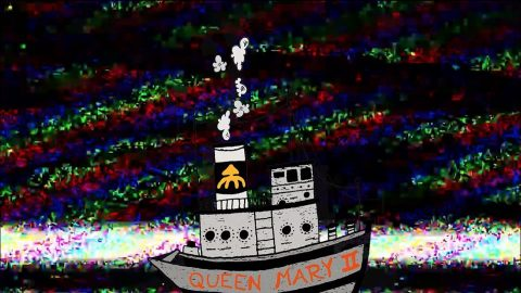 "Diligent skateboards ""QUEEN MARY II"" / PREMIERE 