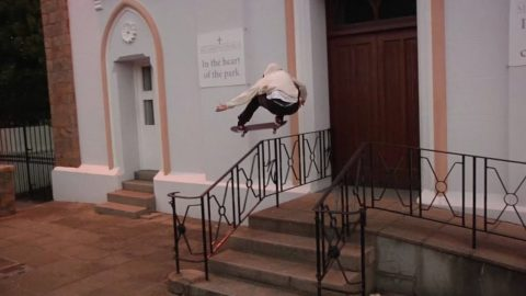Dillon Catney's 'Pandora's Box' part | Grey Skate Mag