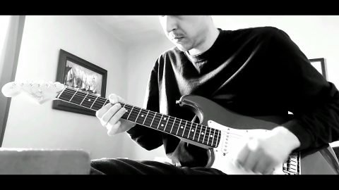 Dire Straits - Sultans Of Swing First Solo Cover. @pentatonicplayer | Pentatonic Player
