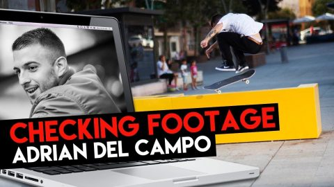 *Directo* Checking Footage Adrian del Campo - FormaSkate