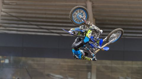 Dirt Shark - 2018 Sydney X Games | Monster Energy