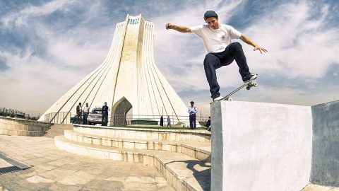 Discover Tehran's local skate scene | Perceptions of Persia E1 - Red Bull