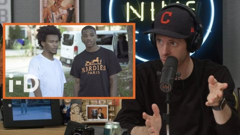 "Discussing ""How Tyshawn Jones Became Skater Of The Year - I-D"" 