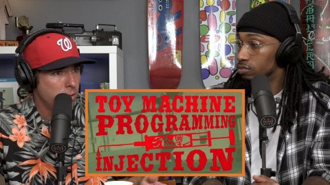 "Discussing Parts From The Toy Machine's ""Programming Injection"" 