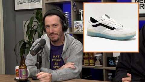 Discussing The New Vans AVE Pro Shoe | The Nine Club Highlights