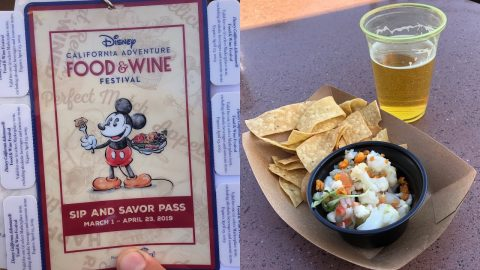 Disney California Adventure Food & Wine Festival | Joey Brezinski