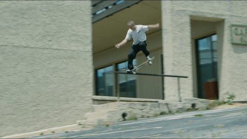 Dispatch Raw : Clint Beswick - Thunder Trucks