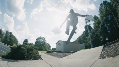 Dispatch Raw : Davis Torgerson - Thunder Trucks