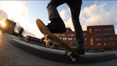 DIY Clip with Björn Klotz & friends | Reell Teamriders