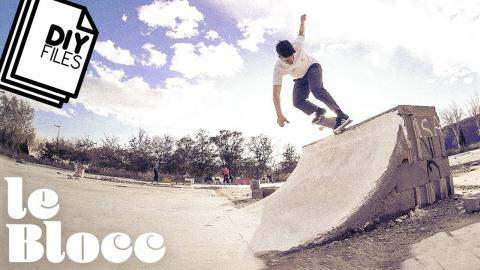 DIY Files: Le Blocc - elpatincom
