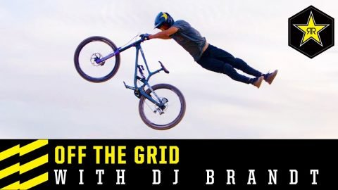 DJ Brandt | Off the Grid | Rockstar Energy