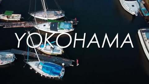 DJI Mavic Pro - Yokohama JAPAN - tomothehomeless