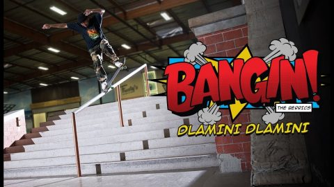 Dlamini Dlamini Doubles Down In His BANGIN! | The Berrics