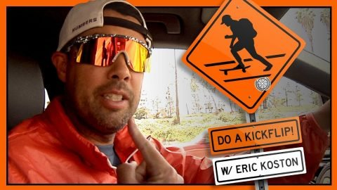 """Do A Kickflip!"" with Eric Koston - Episode 2 - The Berrics"