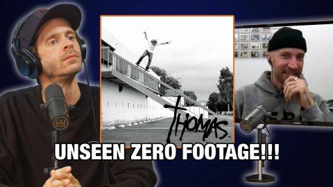Does Jamie Thomas Have An Unseen Zero Video Part?! | Nine Club Highlights