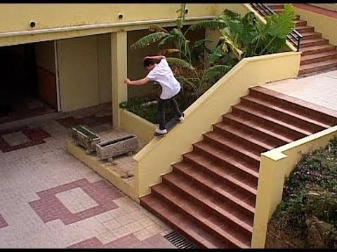 """Dominic """"Mosh"""" Peters - Dirty Thirty - SOLO Skateboard Magazine"""