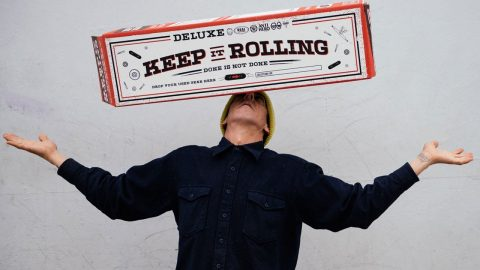DONE IS NOT DONE - KEEP IT ROLLING   Deluxe Distribution