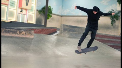 Donovan Strain's Most Mystical Flatground Moves in Super Slow Motion | The Berrics