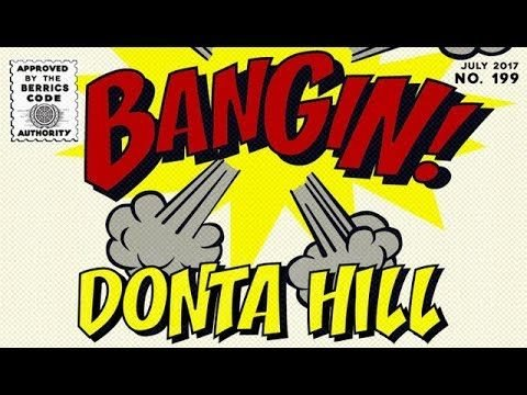 Donta Hill - Bangin! - The Berrics
