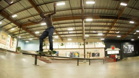 Donta Hill - He Could Go All The Way | The Berrics