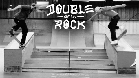 Double Rock: Dwindle Skatecation | ThrasherMagazine