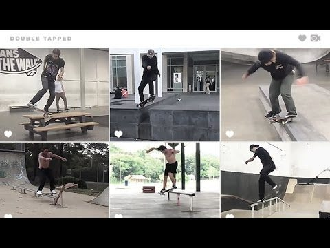 Double Tapped | 035 - The Berrics
