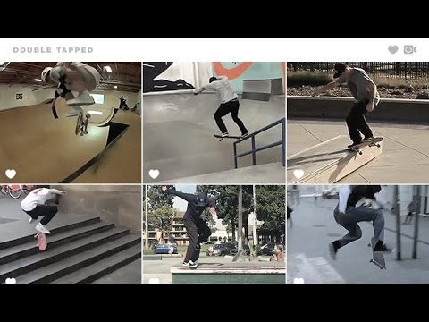 Double Tapped | 044 - The Berrics