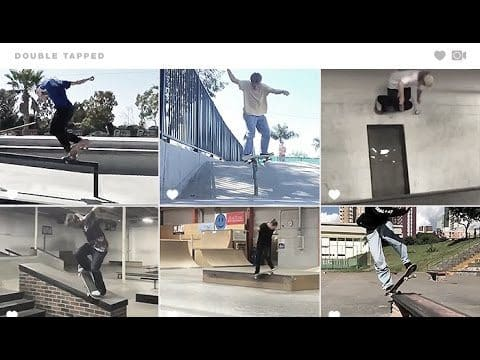 Double Tapped   045 - The Berrics