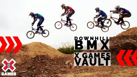 Downhill BMX: X GAMES THROWBACK | World of X Games | X Games