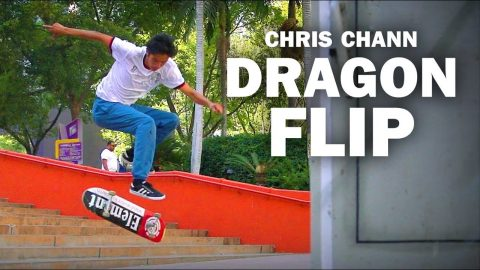 Dragon Flip: Chris Chann || ShortSided - Brett Novak