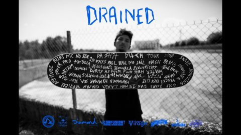 DRAINED - a ditch tour video | ConfusionMagazine