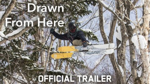 Drawn From Here - Official Trailer | Echoboom Sports