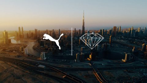 Dubai Vibes #PUMAXDIAMOND - Diamond Supply