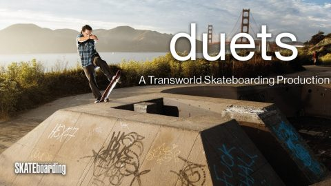 Duets: A Transworld Skateboarding Production - Official Trailer - Tiago Lemos, Carlos Ribeiro | Echoboom Sports
