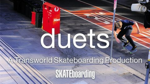 Duets: A Transworld Skateboarding Production - Full Part - Got the Angle | Echoboom Sports