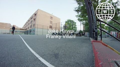 Duets, Jake Hayes and Franky Villani | TransWorld SKATEboarding