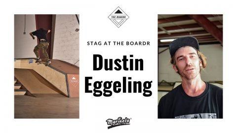 Dustin Eggeling in Stag at The Boardr Presented by Marinela | TheBoardr