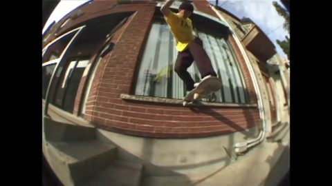 Dustin Henry - The Antisocial Video - Quartersnacks
