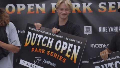 Dutch Open Park Series - Stop 1 Miniramp Madness Helmond | On The Roll Magazine