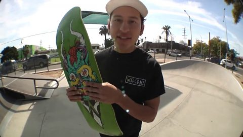 DVARGS Effigy board review | WELCOME SKATEBOARDS