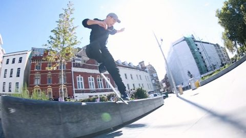 Dylan Hughes - Today Now   Freeskatemag