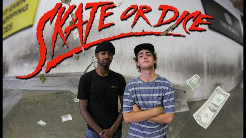 Dylan Jaeb And Miles Lawrence Go Head To Head | Skate Or Dice! | The Berrics