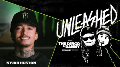 E101 - Nyjah Huston Talks Olympics, Injuries, & Film Projects - Monster Energy