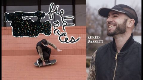 East Coast Skateboarding With Zered Bassett | Field Notes | The Berrics