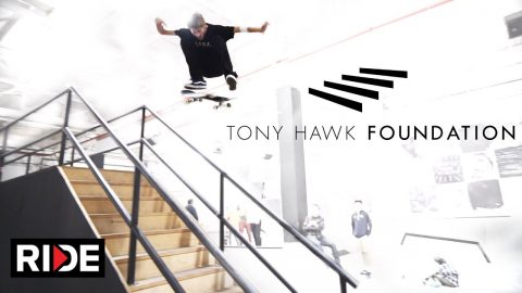 East Coast Super Session With Tony Hawk And Friends - RIDE Channel