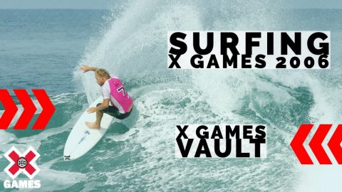 East Coast vs. West Coast Surfing: X GAMES THROWBACK | World of X Games | X Games