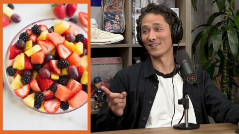 Eating Healthy To Recover From Injury's Faster - Shawn Hale | The Nine Club Highlights