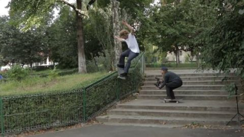 Echoes From The Road - Episode 3 - 2018 | Antiz Skateboards